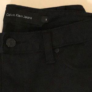 Calvin Klein Chic Black Pants